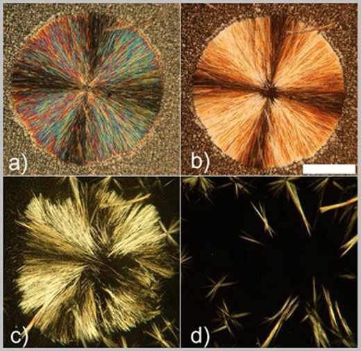 formas de cristales
